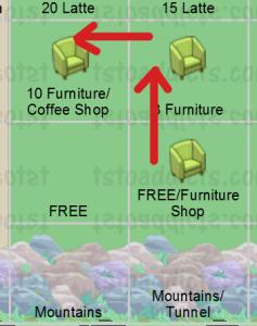 Coffe Shop Map