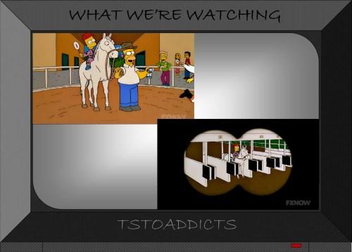 Duncan Racehorse Simpsons