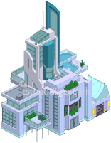 Modern Area Building 3