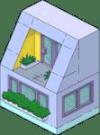 Modern Side Building 1