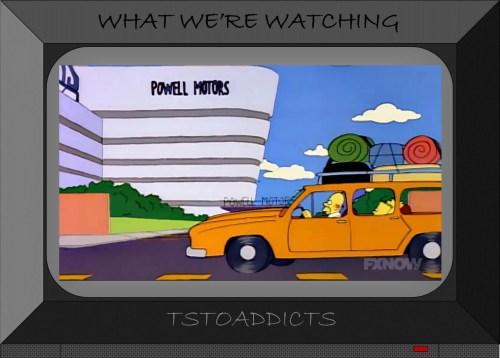 Powell Motors Simpsons