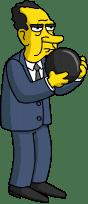 richardnixon_practice_bowling