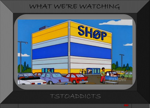 SHØP Furniture Store Simpsons 2