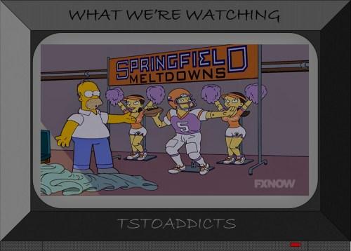 Springfield Meltdowns Simpsons