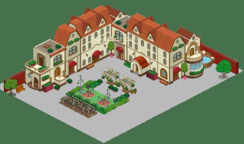 Classic Mansion Design Idea