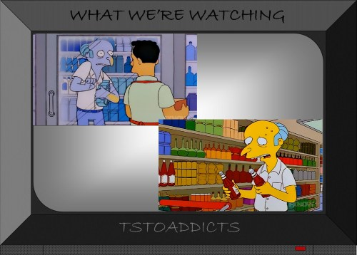 Mr. Burns Grocery Store Ketchup or Catsup