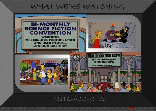 Springfield Convention Center Simpsons 5