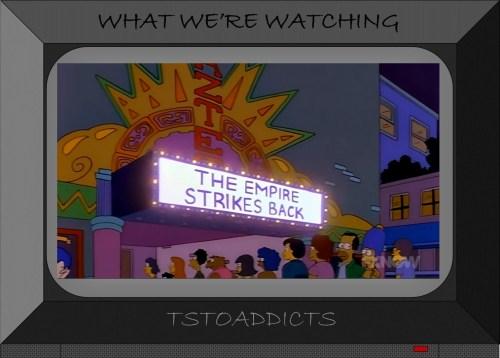 Empire Strikes Back Simpsons