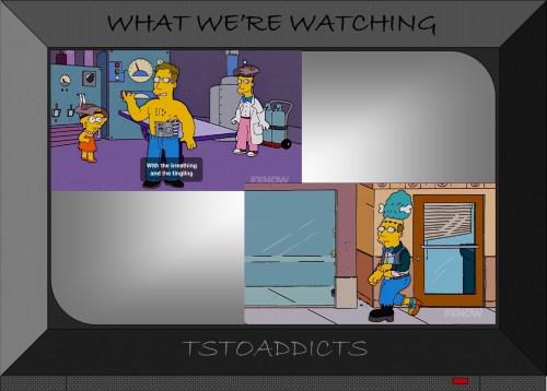 Frinkenstein Simpsons