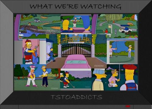 Golf Simpsons 3