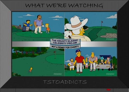Golf Simpsons 5