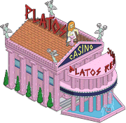 Plato's Casino
