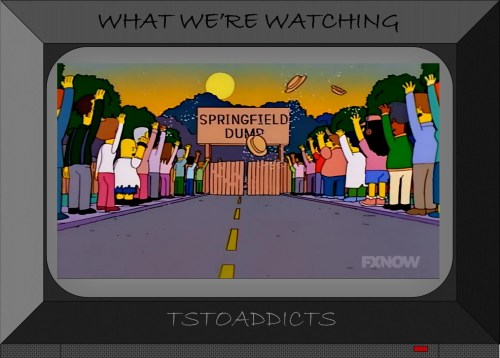 Springfield Dump Simpsons 2