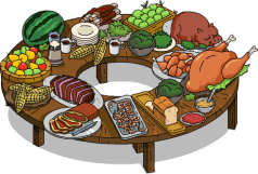 360_Degree_Buffet_Table
