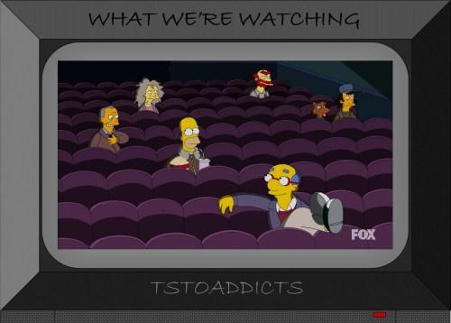 Christmas Eve Movie Simpsons