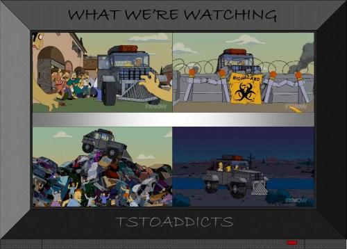 Apu's Apocalypse Jeep Simpsons