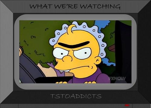 Baby Gerald Maggie's Nemesis Simpsons