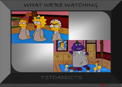 Baby Gerald Movementarians Simpsons
