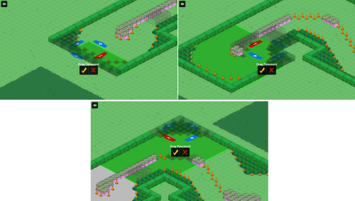 Go Cart Track TSTO Design 17