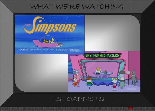 Jetsons Parody The Simpsons