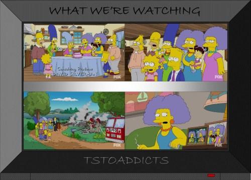 Ling Bouvier Simpsons 3