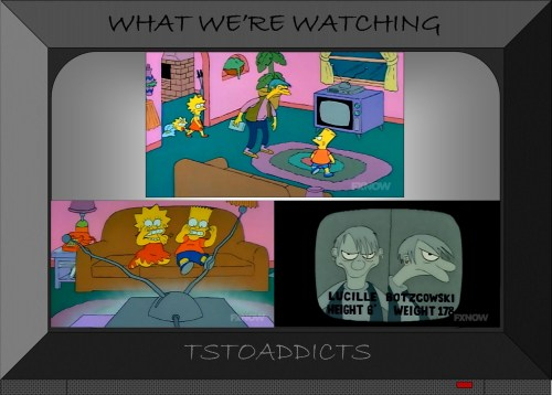 Lucille Botzcowski Mrs. Botz Babysitter Bandit Simpsons 2