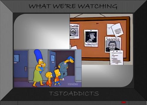 Lucille Botzcowski Mrs. Botz Babysitter Bandit Simpsons 8