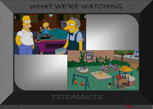 Moe's Playground Simpsons