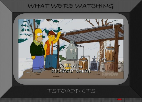 Moonshine Shack Simpsons