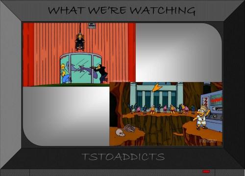 Penn & Teller, Morlocks, CHUDs, Molepeople Simpsons