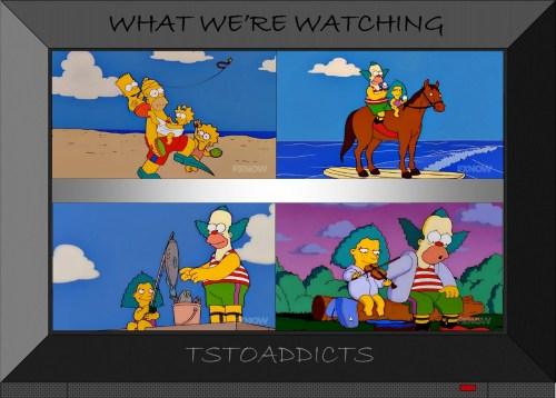 Sophie Krustofski Simpsons 3