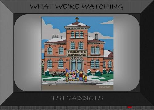 Springfield Orphanage Simpsons