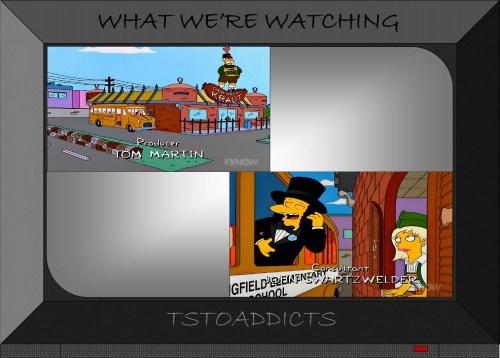 Der Krazy Kraut Simpsons