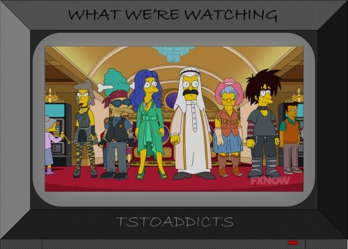 Holy Roller Costumes Simpsons