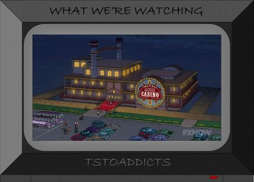 La Belle Frottage Casino Simpsons