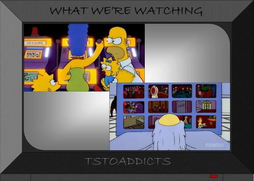 Gambling Burns Casino Simpsons