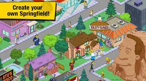 TSTO app store Build Springfield
