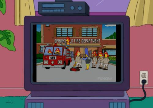 Springfield Volunteer Fire Department 3