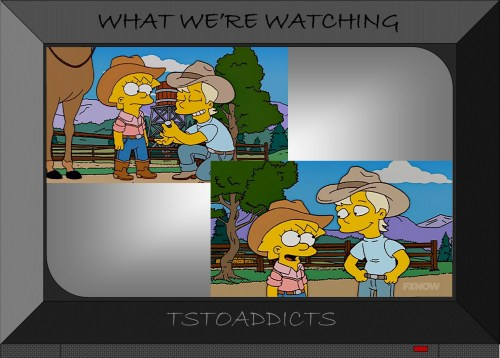 Luke Stetson Simpsons