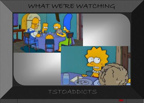 Tumbleweed Dinner Simpsons