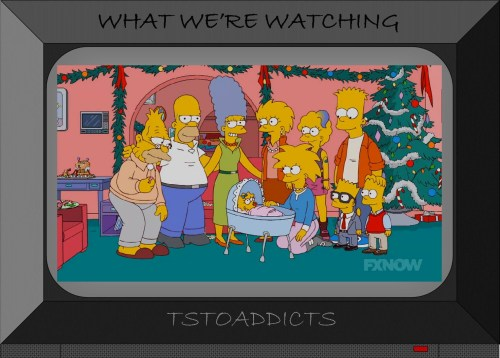 Future Simpsons Family