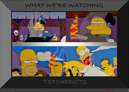 Insanity Peppers Simpsons