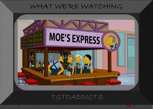 Moe's Express Simpsons
