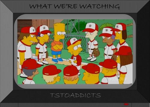 Little League Baseball Moneyball Simpsons
