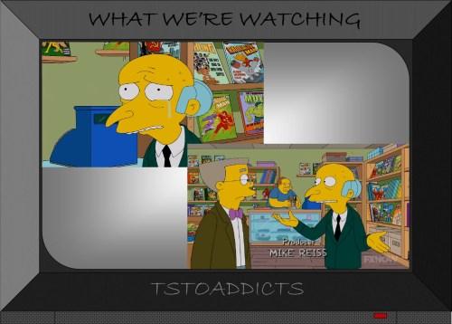 Radioactive Man Comics Android's Dungeon Simpsons