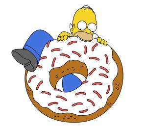 Homer Donut