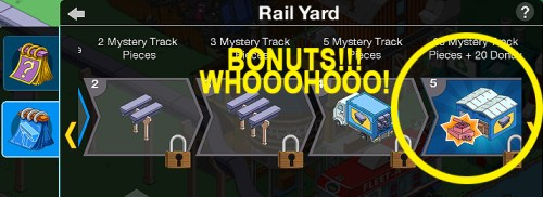 Monorail-Bonuts