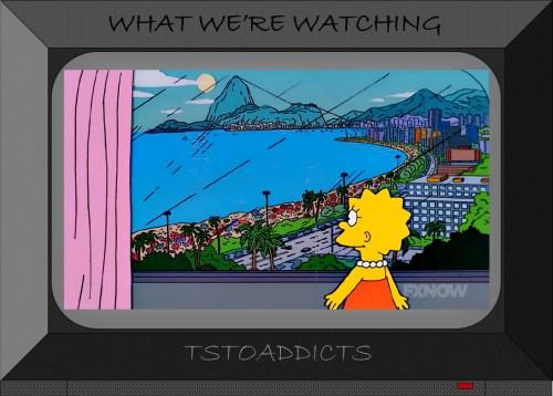 Rio De Janeiro Simpsons