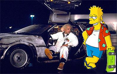 Future-Bart-DeLorean