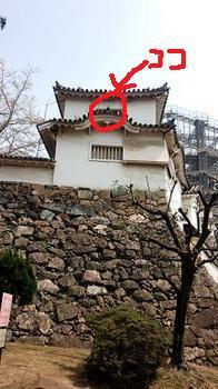 himejijyou3 黒田(岡田)官兵衛をめぐる旅~兵庫編8 世界遺産姫路城~